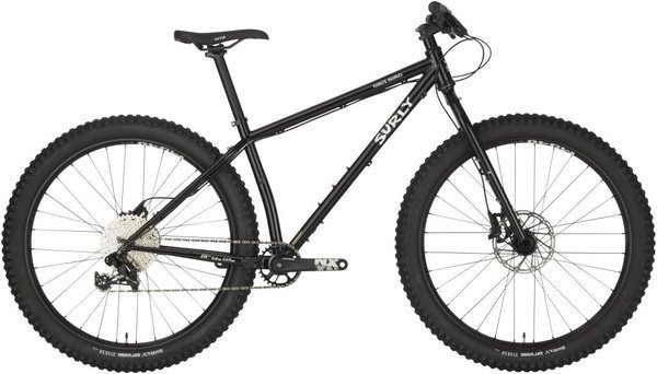 Surly Karate Monkey 27.5+ Color: Hi-Viz Black