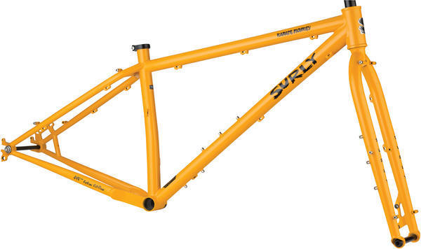 Surly Karate Monkey 27.5+ Frameset Color: