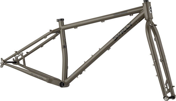 Surly Karate Monkey Frameset Color: Wet Clay