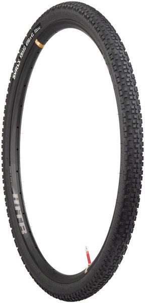 Surly Knard 650B Tubeless Ready Color: Black