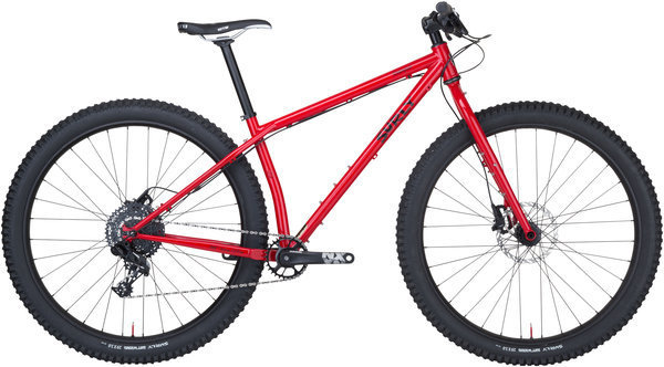 Surly Krampus Color: Andy's Apple Red