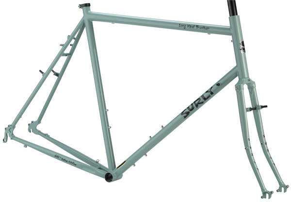 Surly Long Haul Trucker Frameset (26-inch wheels) Color: Grandpa's Thermos