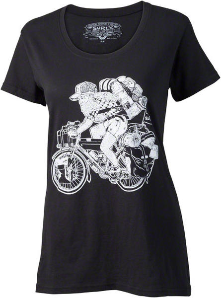Surly Long Haul Trucker Joe Tee - Women's