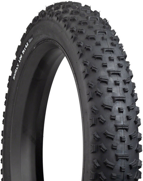 Surly Lou Tubeless Ready Color: Black