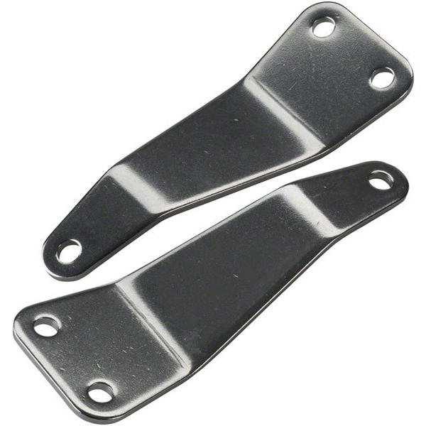 Surly Lower Offset Sliding Mounting Plate Color: Silver