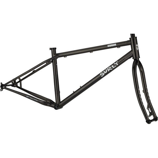 Surly Lowside Frameset Color: Rainbow in the Dark