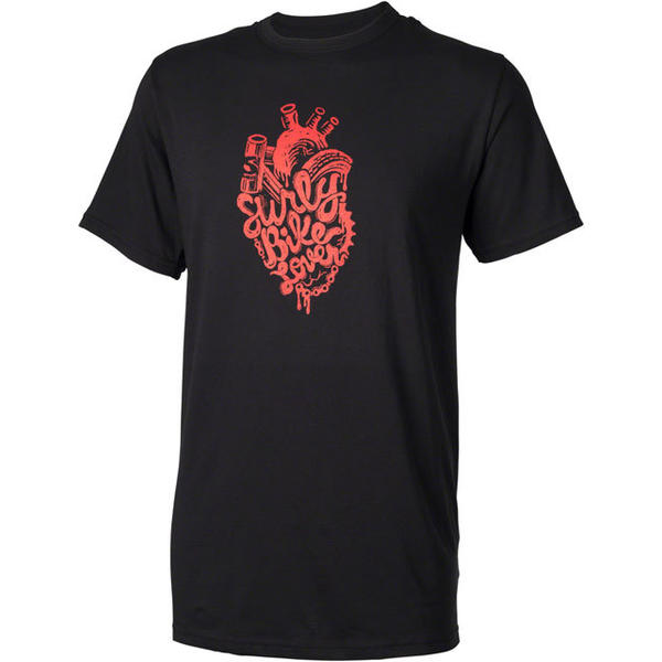 Surly Men's T-Shirt Color: Bike Lover