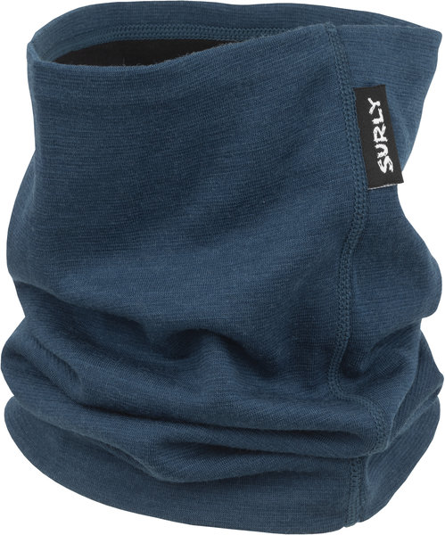 Surly Merino Neck Gaiter Color: Navy
