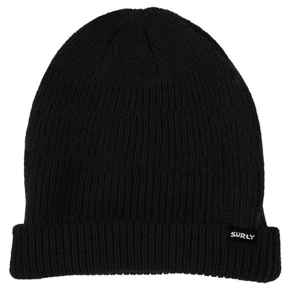Surly Merino Wool Beanie Color: Frostbitten Foot