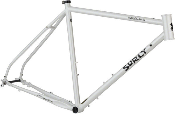 Surly Midnight Special Frame (Fork Not Included) Color: Hot Mayonnaise