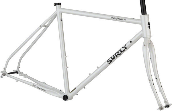 Surly Midnight Special Frameset Color: Hot Mayonnaise