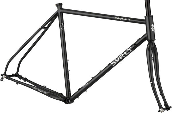 Surly Midnight Special Frameset Color: Black