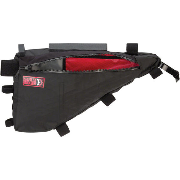Surly Mountain Frame Bag Color | Size: Black | 6