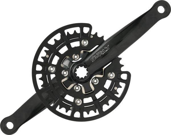 Surly Mr. Whirly Offset Double Crankset