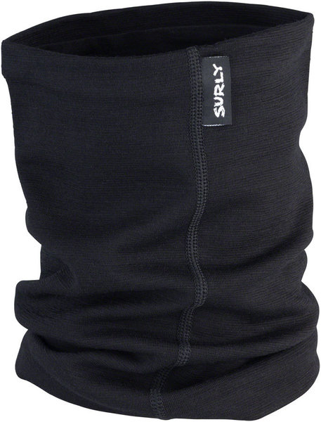 Surly Neck Gaiter Color: Black
