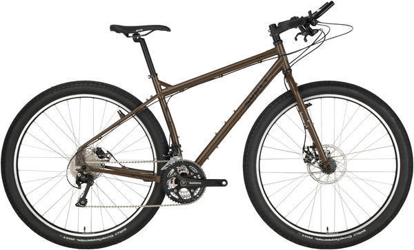 Surly Ogre Color: Rover Brown