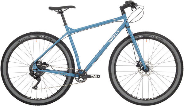 Surly Ogre Color: Cold Slate Blue