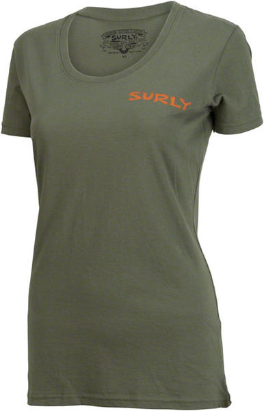 Surly Ogre Tee - Women's Color: Green