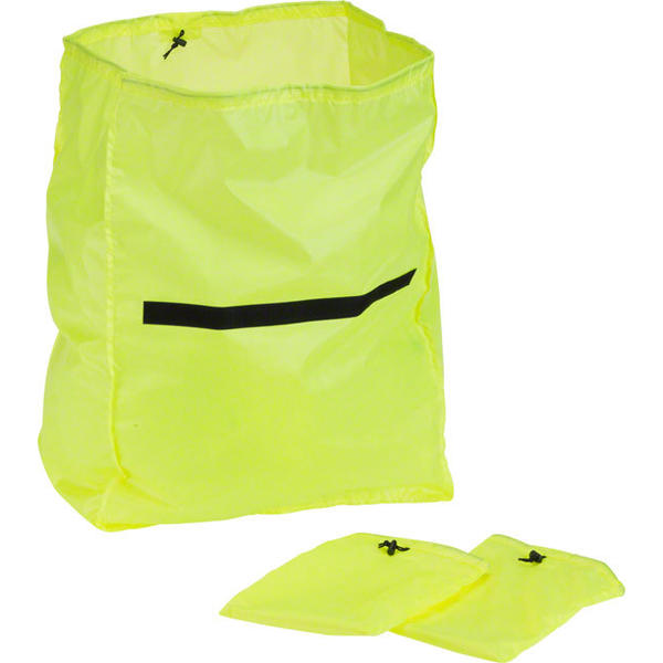 Surly Petite Porteur Bag Liner Color | Size: Neon Yellow | 3-pack