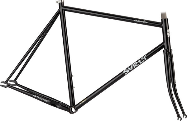 Surly Steamroller Frameset Color: Black