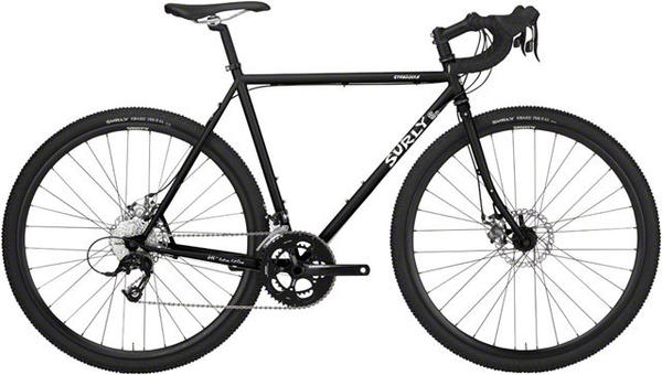 Surly Straggler Color: Gloss Black