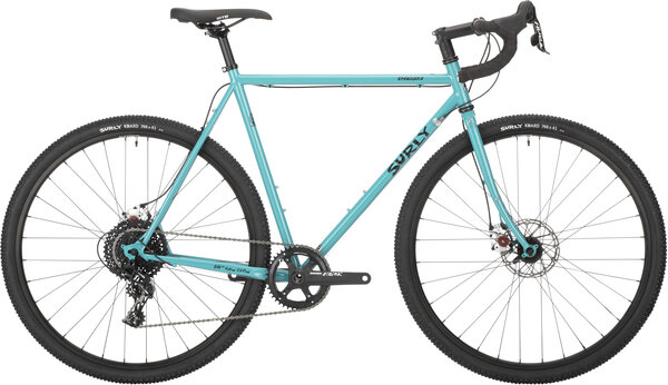 Surly Straggler 700c Color: Chlorine Dream