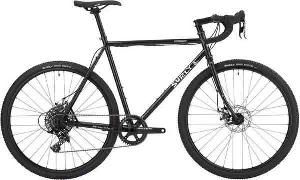 Surly Straggler 650b Color: Gloss Black