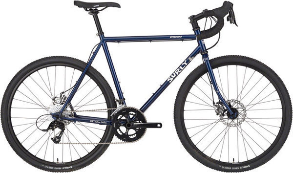 Surly Straggler 650b Color: Blueberry Muffin Top