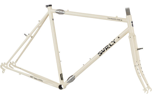 Surly Travelers Check Frameset