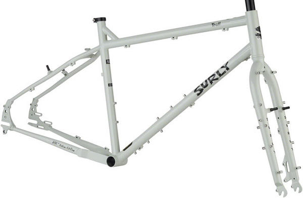 Surly Troll Frameset Color: Salt Shaker