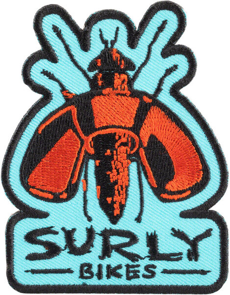 Surly Wingnut Patch