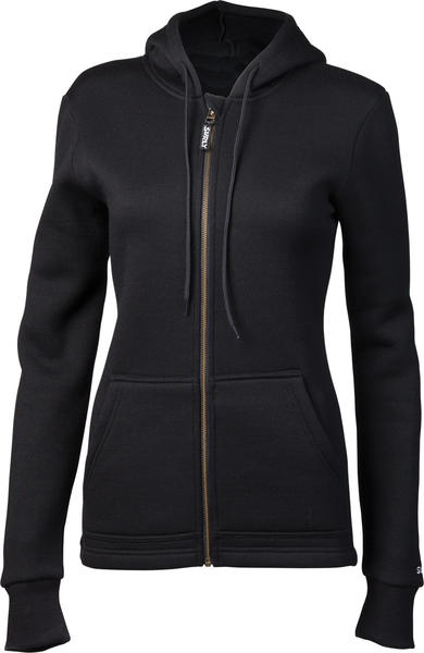 Surly Women's Merino Hoodie Color: Black