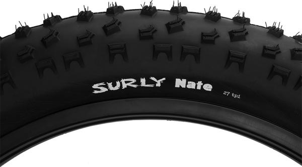 Surly Nate Tire Color: Black
