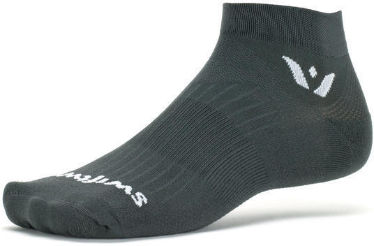 Swiftwick Aspire One Socks (d14) Color: Gray