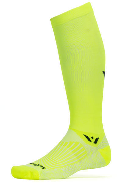 Swiftwick Aspire Twelve Socks Color: Yellow
