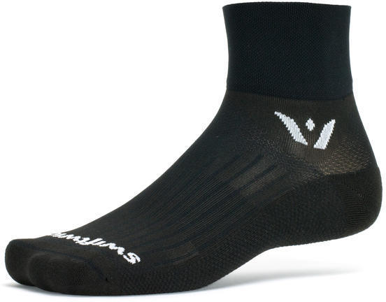 Swiftwick Aspire Two Socks Color: Black