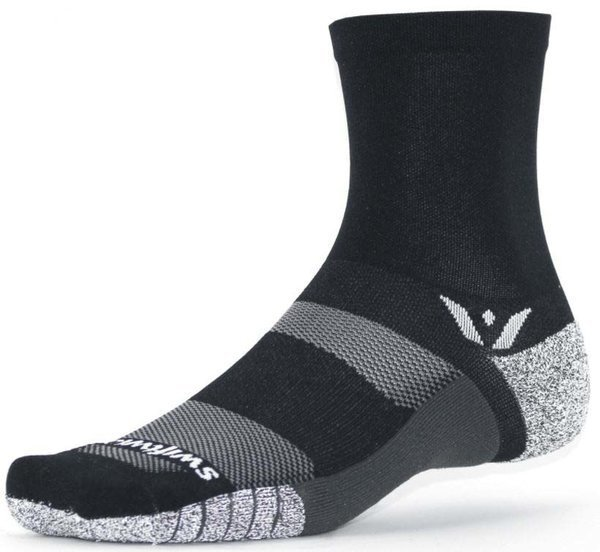 Swiftwick Flite XT Five Color: Black