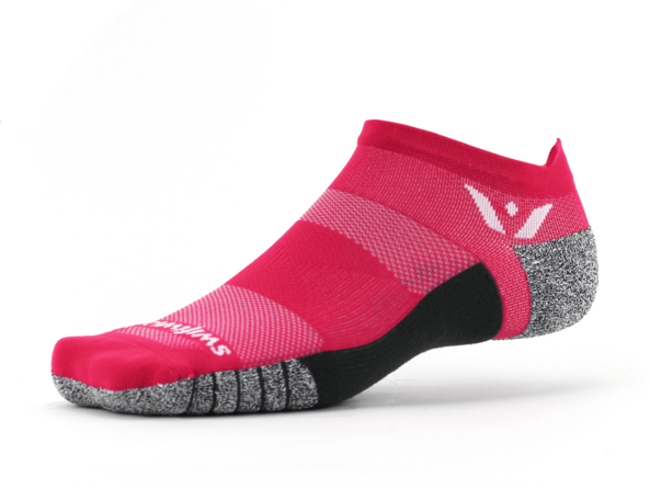 Swiftwick Flite XT Zero Color: Pink
