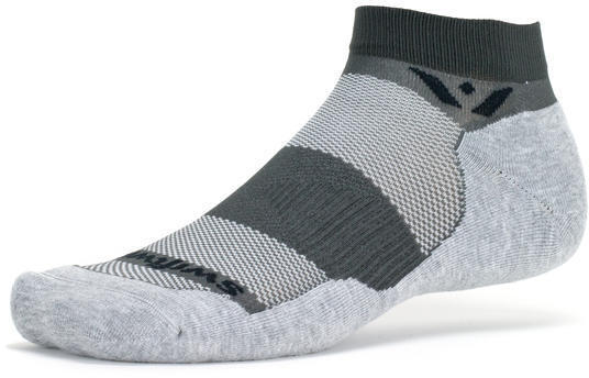 Swiftwick Maxus One Socks Color: Gray