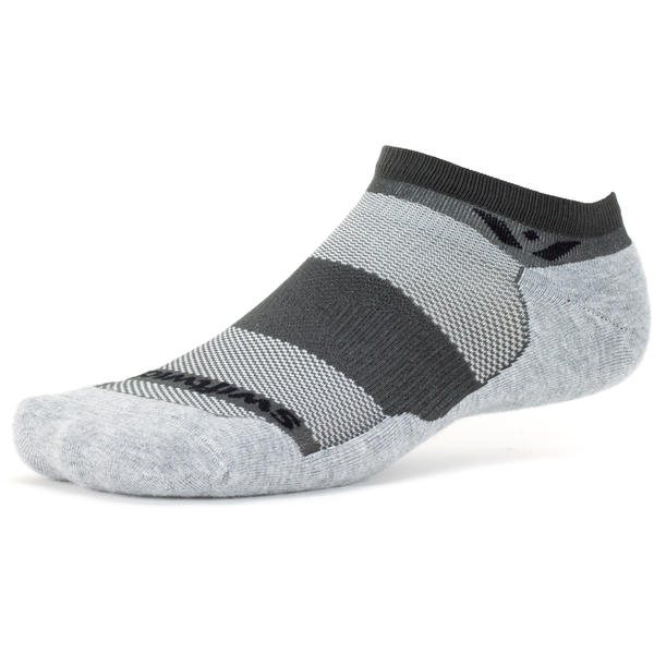 Swiftwick MAXUS Zero Color: Gray