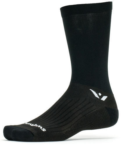 Swiftwick Performance Seven Socks Color: Black