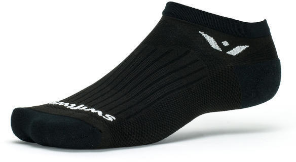 Swiftwick Performance Zero Sock Color: Black