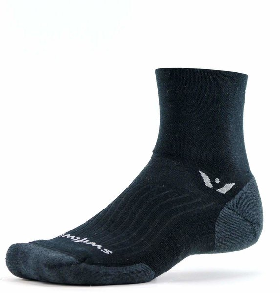 Swiftwick Pursuit Four Color: Black