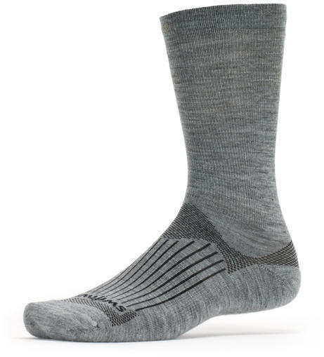 Swiftwick Pursuit Seven Socks Color: Heather