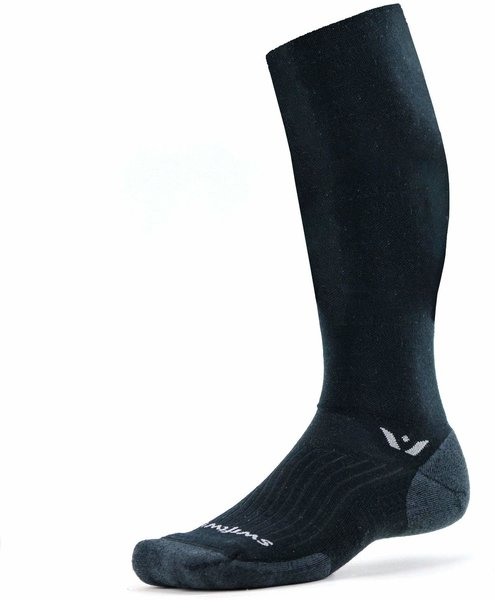 Swiftwick Pursuit Twelve Color: Black