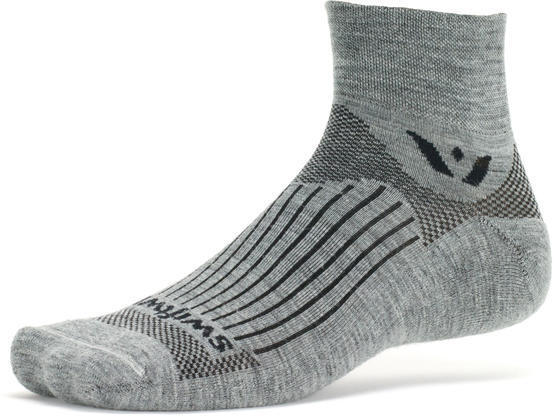 Swiftwick Pursuit Two Socks Color: Heather