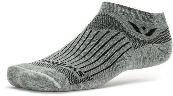 Swiftwick Pursuit Zero Socks Color: Heather