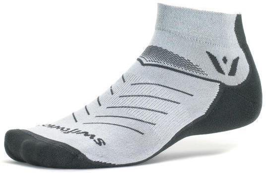 Swiftwick Vibe One Socks Color: Gray