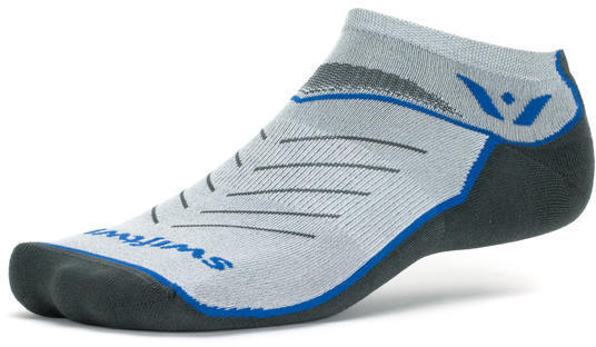 Swiftwick Vibe Zero Socks (d14) Color: Olympic Blue