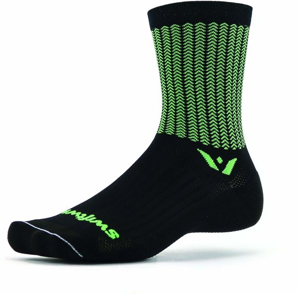 Swiftwick Vision Five Aero Color: Black